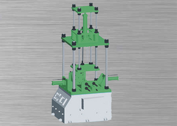 Low Pressure Die Casting Machine